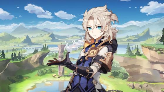 Genshin Impact: La mejor build para Albedo y sus mejores armas y conjuntos de artefactos