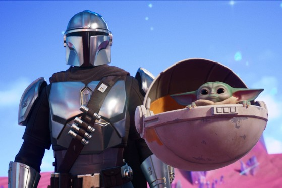 Fortnite: Baby Yoda pasa de ser el más querido al más odiado. Su cosmético es un claro pay to lose