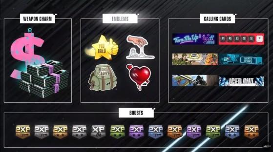 Warzone: A partir de ahora consigue emblemas, tarjetas de visita y más gratis, al ver la CoD League