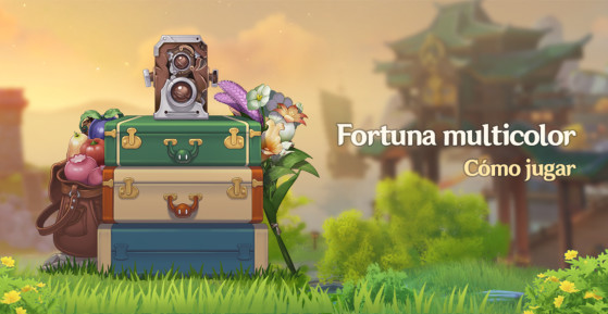 Genshin Impact: Fortuna Multicolor. Todos los detalles y requisitos del evento de fotografía