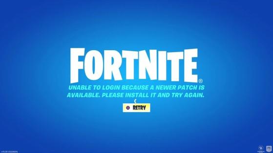 Fortnite: Nueva actualización sorpresa para arreglar errores, pero se olvida de la mayoría de bugs