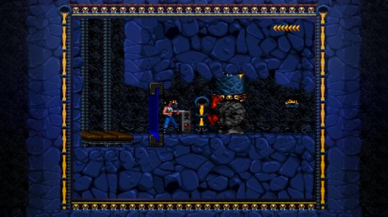 Blackthorne en Blizzard Arcade Collection - Millenium