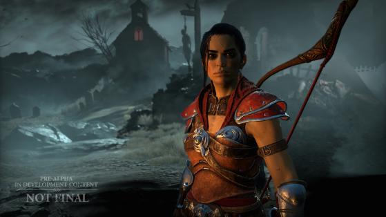 Blizzcon 2021: La Pícara es la nueva clase de Diablo IV, y tiene una pinta excelente
