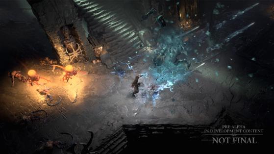 Diablo IV: Habilidades de la Pícara - Hielo - Diablo 4