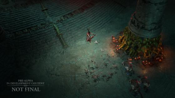 Diablo IV: Habilidades de la Pícara - Trampas - Diablo 4
