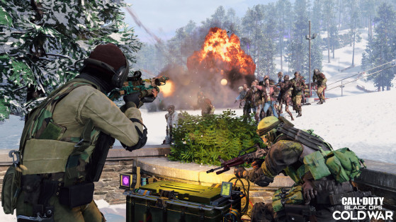 Outbreak gratis Black Ops Cold War - Call of Duty: Black Ops Cold War