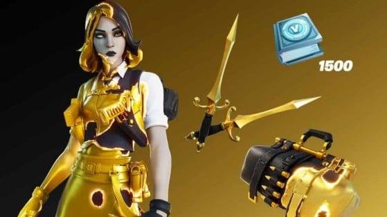 Fortnite: La skin de Marigold y su pack de cosméticos están disponibles en la tienda del 9 de marzo