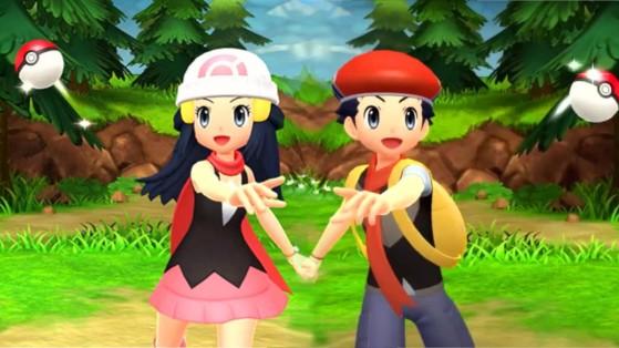 Un fan imagina el remake de Pokémon Diamante Brillante y Perla Reluciente que todos querrían tener