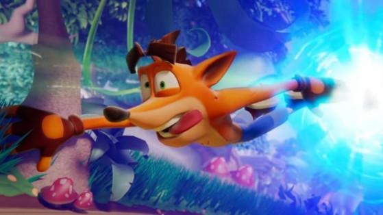 Crash Bandicoot On the Run desvela todos sus detalles en unas preguntas y respuestas en Twitter