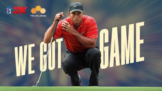 Tiger Woods vuelve a los videojuegos y firma un contrato exclusivo con 2K