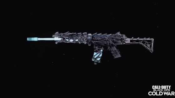 Warzone lanza su pack más épico. Una Krig 6 de dragón que escupe hielo: NecroKing