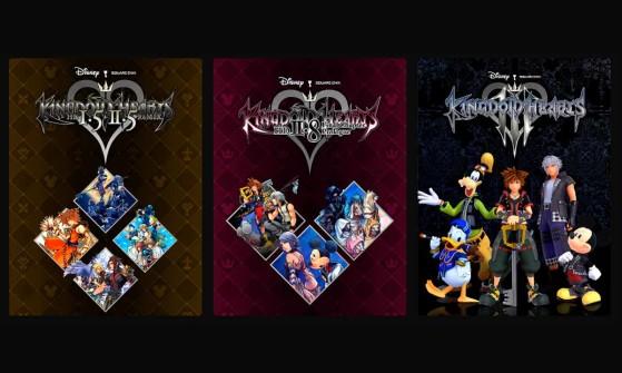 La franquicia Kingdom Hearts aterriza en Epic Games Store con interesantes precios y promociones