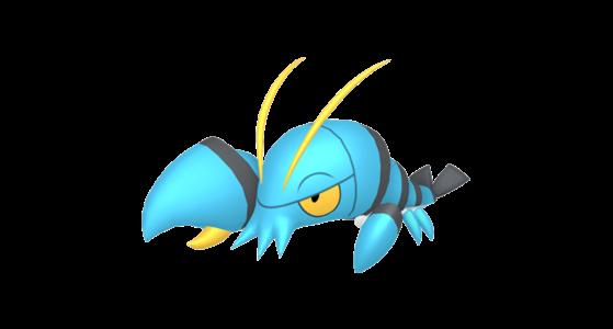 Clauncher - Pokémon GO