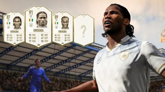 FIFA 21: Soluciones baratas para el SBC Drogba Iconos Moments en FUT: potencia y gol en ataque