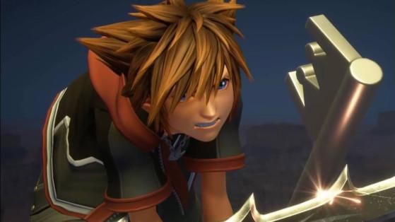 Kingdom Hearts 3 recibe, heredado de Skyrim, el mod más creepy de la historia en forma de tren