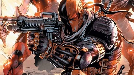Fortnite x Batman: Deathstroke es el siguiente, y tendrá pronto una skin en el juego de Epic