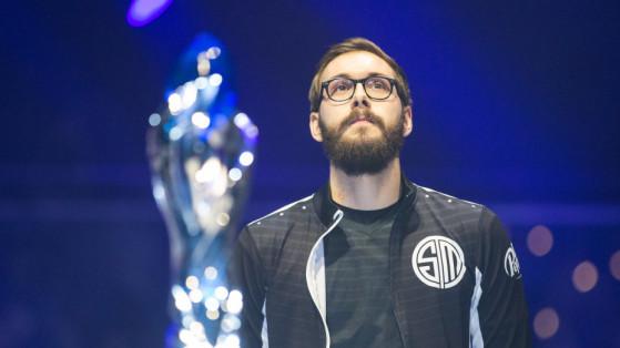 Bjergsen pudo obtener el estatus de residente de NA después de solo un año natural en TSM. - League of Legends
