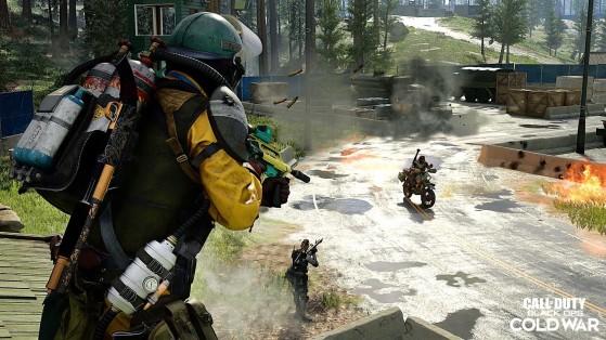Black Ops Cold War: Nueva lista de partidas para la Temporada 3, con Yamantau y más nuevos mapas
