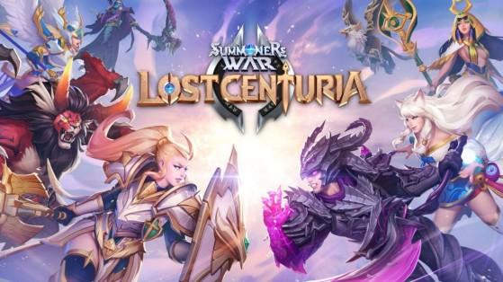 Summoners War Lost Centuria: fecha de salida y toda la información de lanzamiento