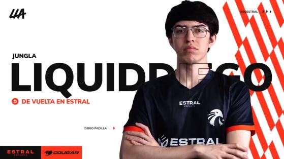 LLA Clausura 2021: Estral dice adiós a Mightybear y LiquidDiego vuelve a casa