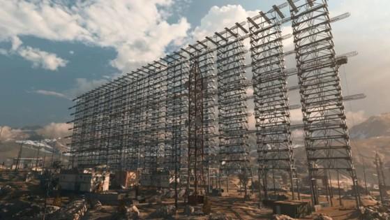 Warzone: Cómo escalar la torre de Array y sentirte como si estuvieras en Assassin's Creed