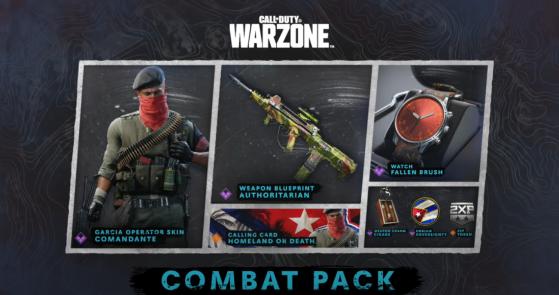Warzone: Cómo conseguir el paquete de combate gratis de la Temporada 3 con PS Plus