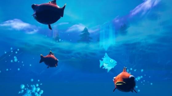 Fortnite: La estrategia de no matar y solo curarse a base de pescados genera polémica en la FNCS