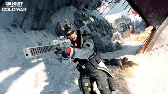 Warzone y Black Ops Cold War: ¡Ya llega el rifle CARV.2, gratis, y montones de listas de partidas!