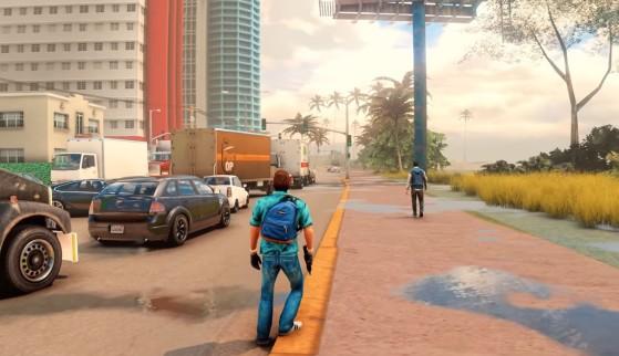GTA 6: Aparece un supuesto mapa del nuevo GTA y tiene pinta de que volvemos a Vice City