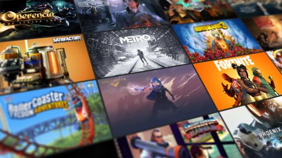 ¿Aguafiestas? Este podría ser el juego gratis misterioso de la Epic Games Store