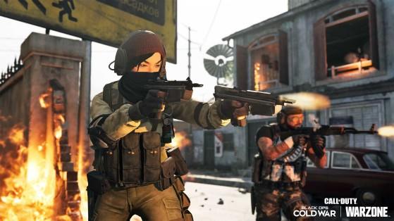 Warzone: La mejor clase y accesorios que usar en la pistola AMP63 en la Temporada 3 Reloaded