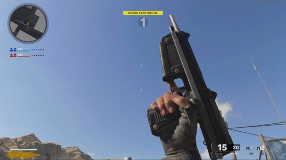 La pistola AMP63 - Call of Duty Warzone