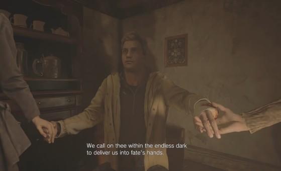 Resident Evil Village en tercera persona demuestra que Ethan es el peor actor de la historia