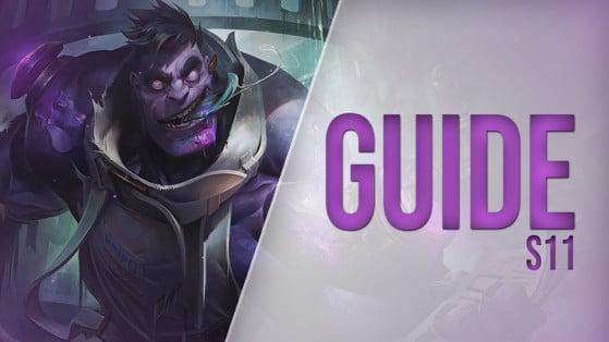 LoL - Guía Dr Mundo Top: objetos, runas, trucos, counters
