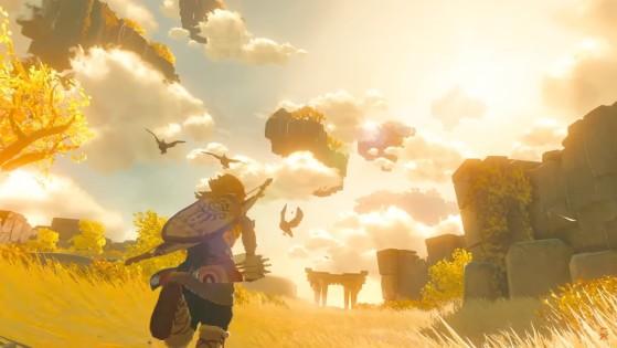 Zelda Breath of the Wild 2: El misterioso guantelete, los elementos y todos los detalles del tráiler