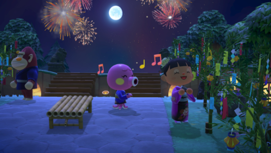 Crédito: Nintendo - Animal Crossing: New Horizons