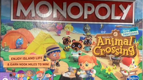 ¡Hay un Monopoly de Animal Crossing New Horizons! ¿dónde comprarlo?