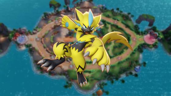Pokémon Unite: Guía de Zeraora. Mejores objetos, ataques y consejos