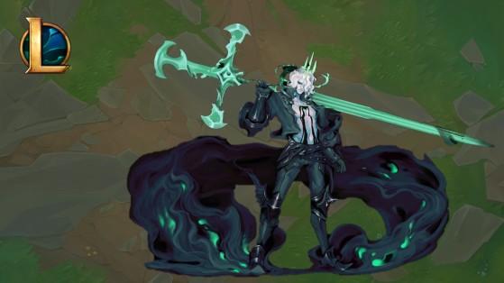 LoL: El diseño alternativo de Viego creado por Riot que deja en ridículo al campeón original