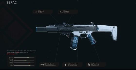 Warzone: La mejor clase de la CX-9, el subfusil de Modern Warfare que peta el meta de la temporada 4