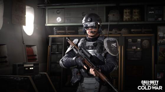 Así se ve el fusil EM2 a manos de uno de los nuevos operadores - Call of Duty Warzone