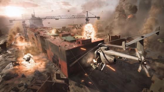 Battlefield 2042 podría convertirse en un free-to-play en el futuro. ¿La sentencia para Warzone?