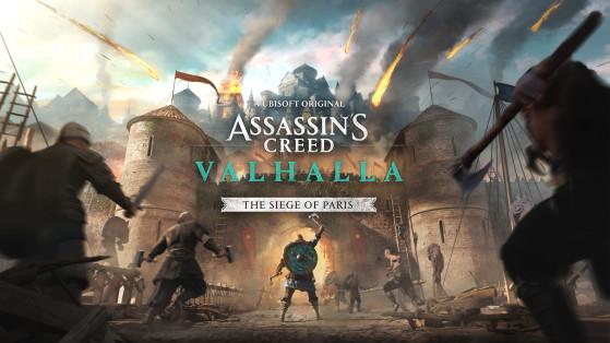 Análisis de Assassin's Creed Valhalla: El Asedio de París - Eivor hace que París se queme