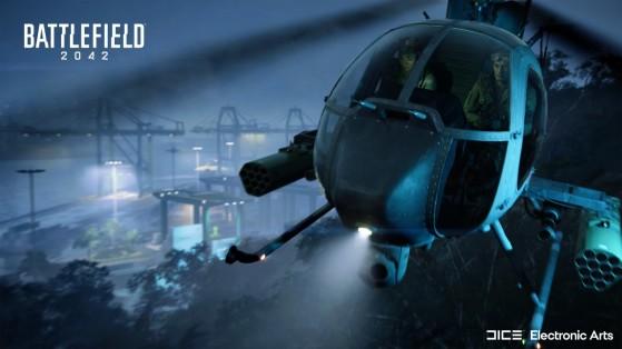 ¿Un modo al estilo Escape from Tarkov para Battlefield 2042? Esto es lo que dicen los rumores