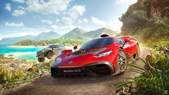Forza Horizon 5 calienta motores: Vehículos, biomas y jugabilidad mostrados en un increíble gameplay
