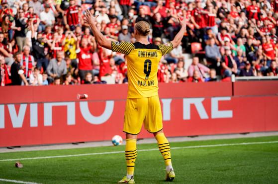 FIFA 22: Así se ha chetado la carta de Erling Haaland en las últimas tres temporadas