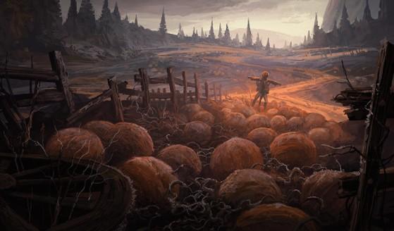 Magic vuelve a las tiendas con un otoño de lobos, vampiros y Commander Party