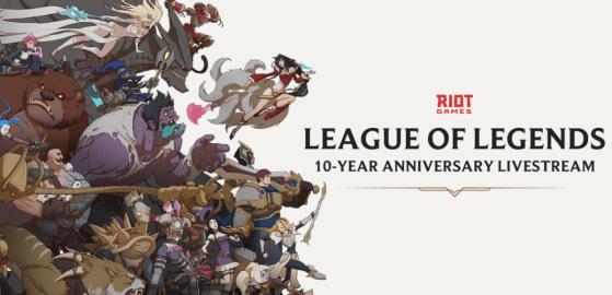 Todas las novedades y anuncios del 10 aniversario de League of Legends