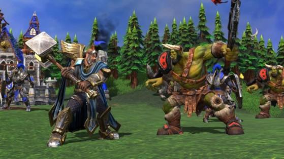 La beta multijugador de Warcraft III: Reforged empieza esta semana