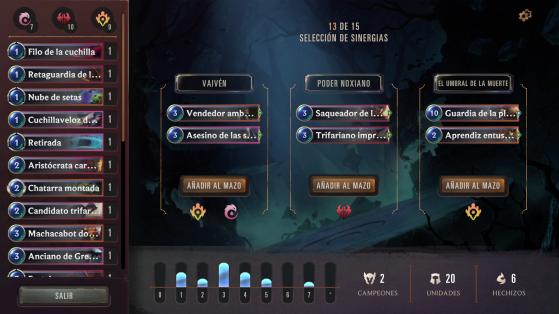 Las unidades de coste 3 y 4, son las más importantes - Legends of Runeterra